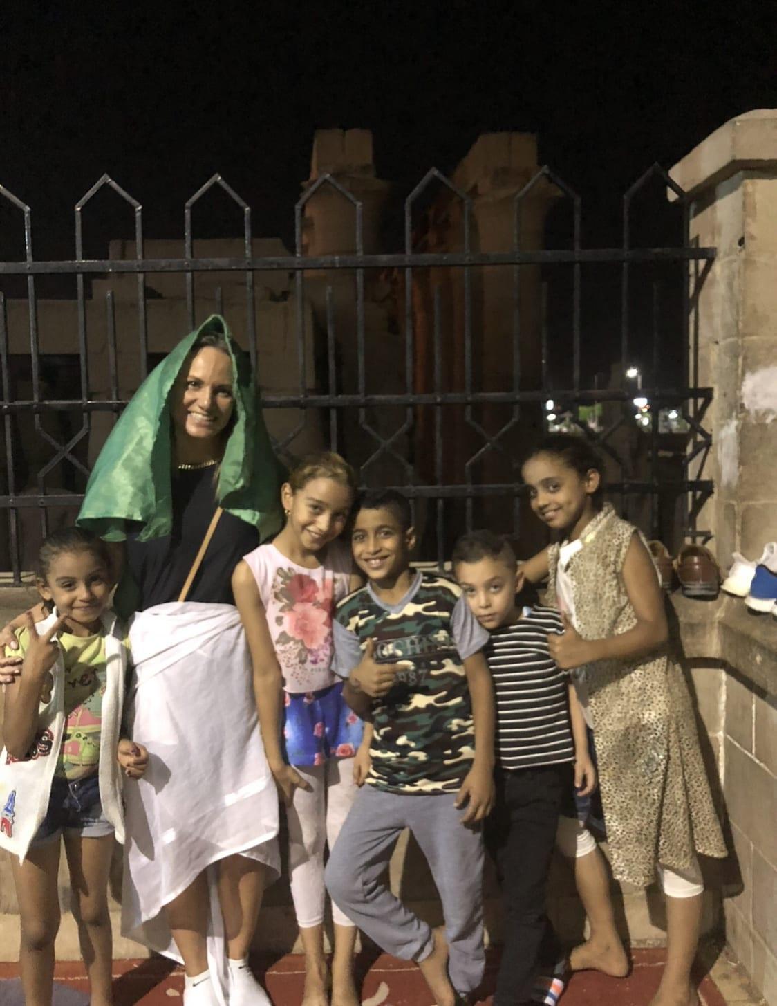 Dia 6 - Mesquita Abolo al Haggag