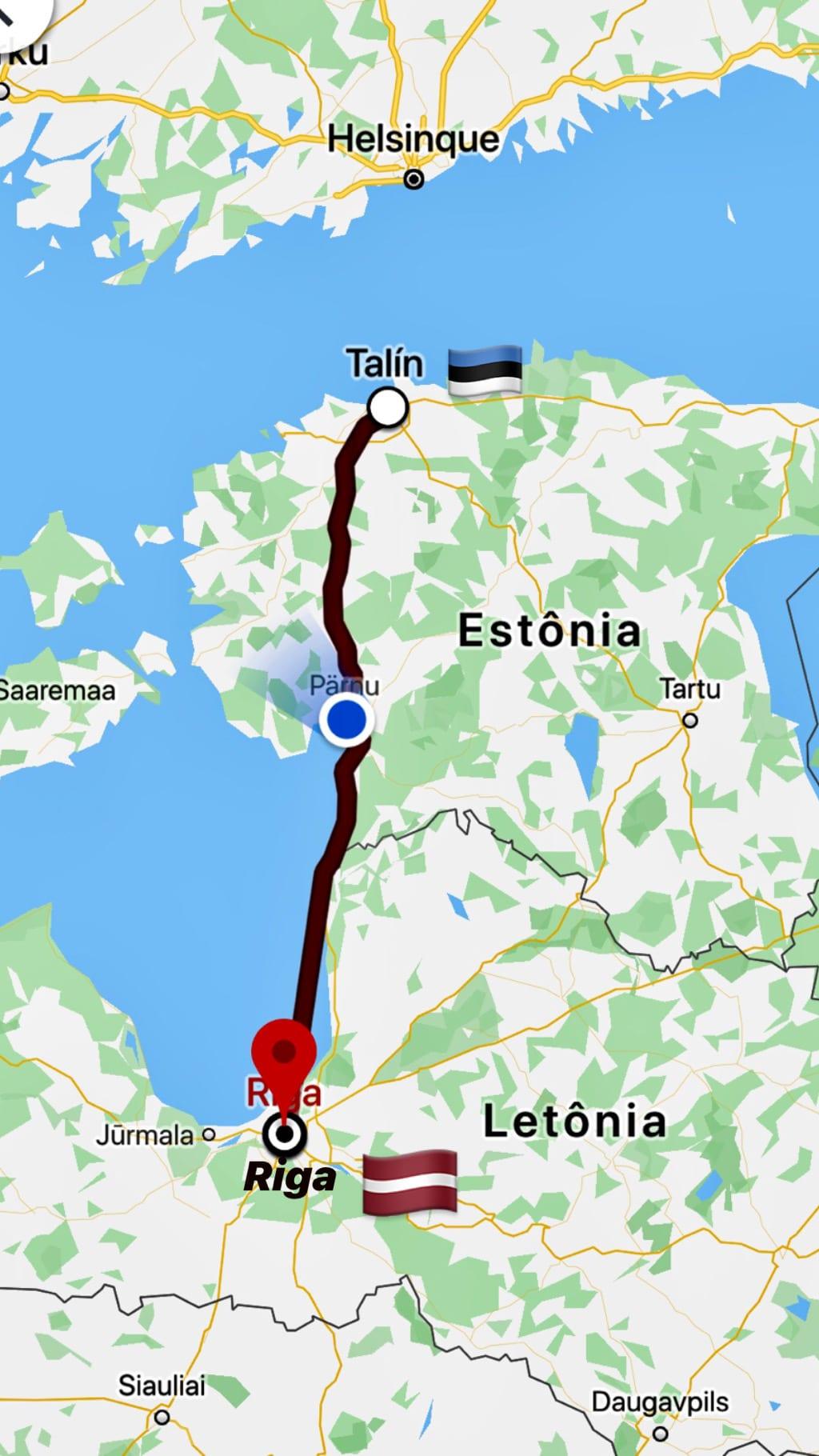 01. Estônia -_ Letônia