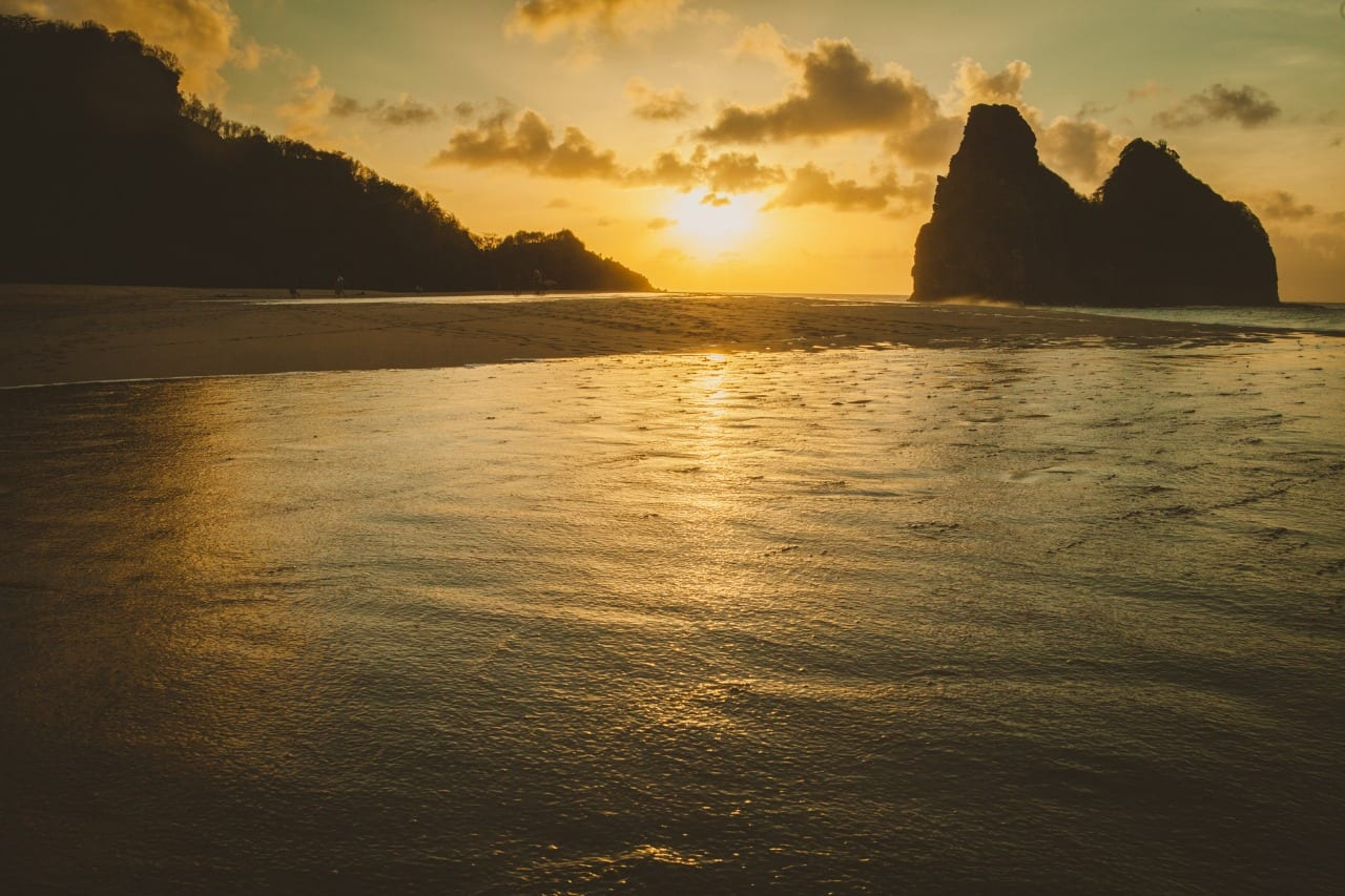 26. Pôr do sol - Praia da Cacimba